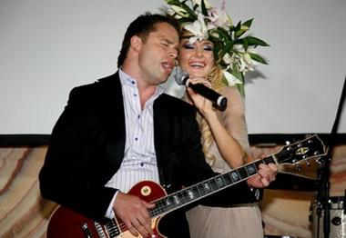 Мария Кожевникова и Виталий Гогунский
