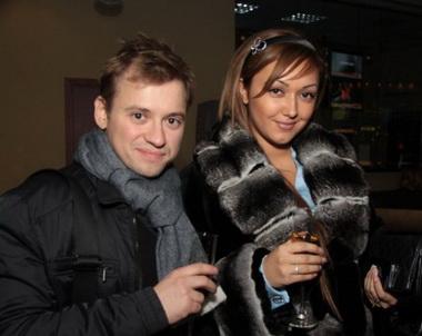 Андрей Гайдулян и его жена Римма