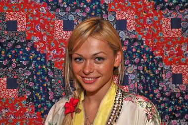 Анна Хилькевич будет работать в Голливуде
