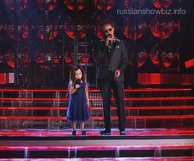 Виталий Гогунский вывел на сцену дочь