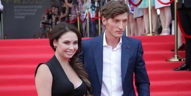 Павел Воля и его жена.